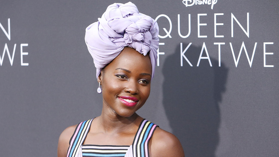 Lupita Nyong'o Queen of Katwe - Getty - H 2016
