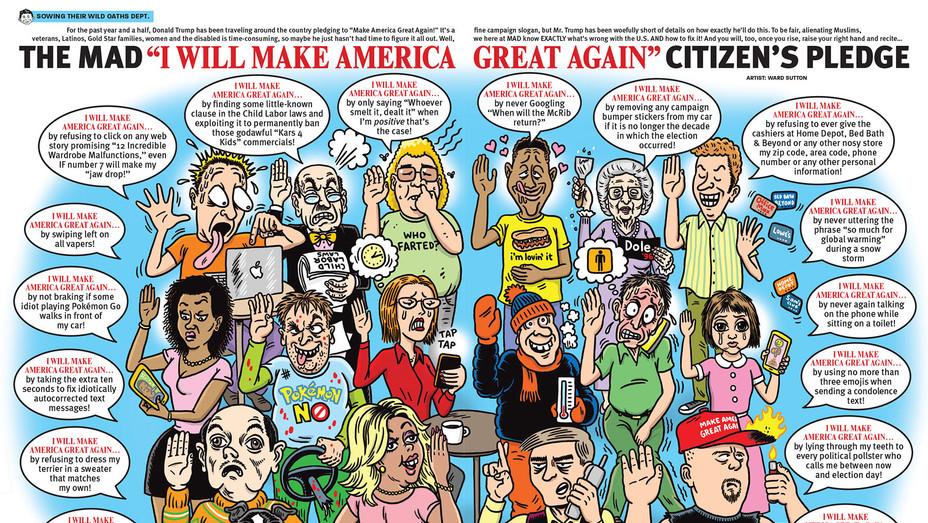 MAD America Pledge - H - 2016