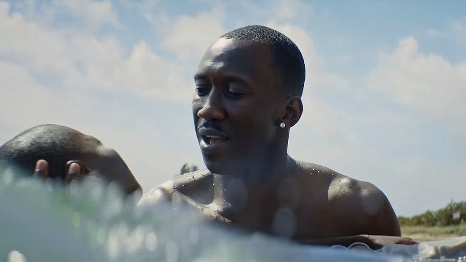Mahershala Ali in MOONLIGHT Screen Shot - H 2016