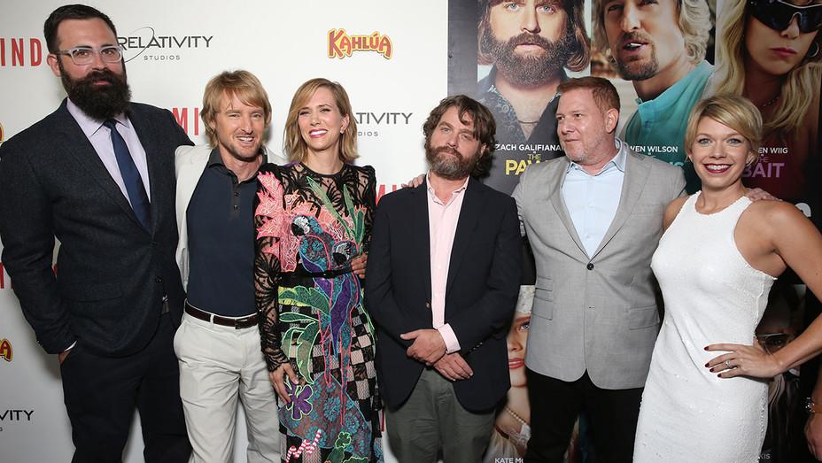 Masterminds  Premiere - Getty - H - 2016