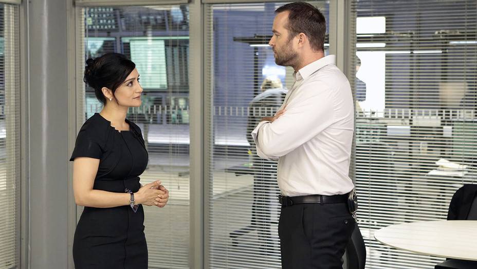 BLINDSPOT -In Night So Ransomed Rogue- Episode 201 - Publicity - H 2016