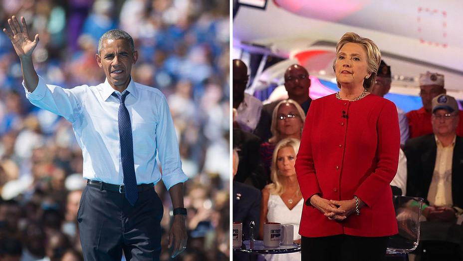 Obama_Hillary Clinton_Split -- Getty - H 2016