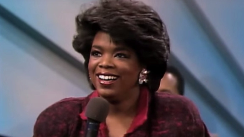 Oprah Winfrey - H - 1986