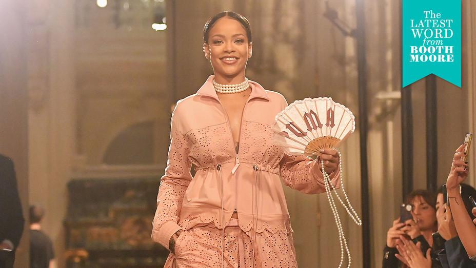 Rihanna Fenty x Puma Spring - Getty - H 2016