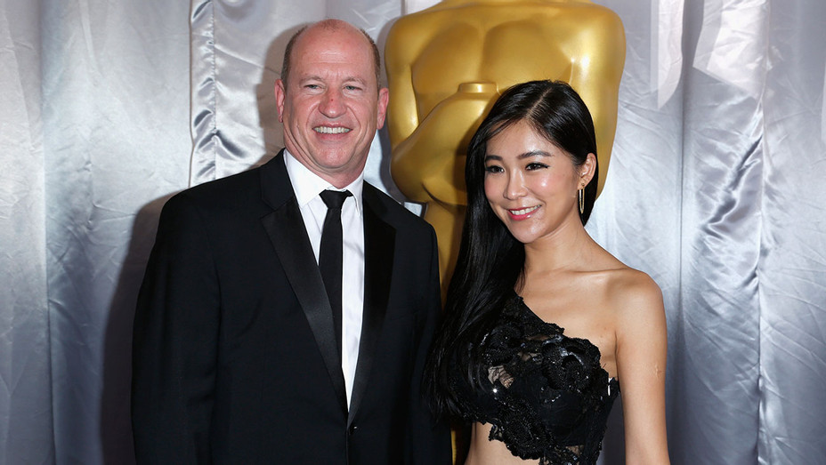 Rob Moore and Betty Zhou - Oscars - Getty - H - 2016