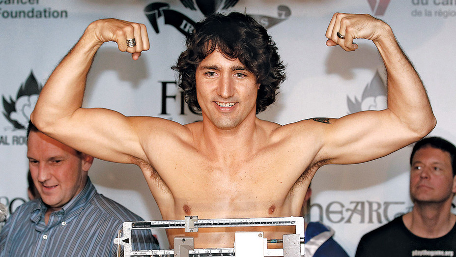 Justin Trudeau - One Time Use Only - Newscom - H 2016