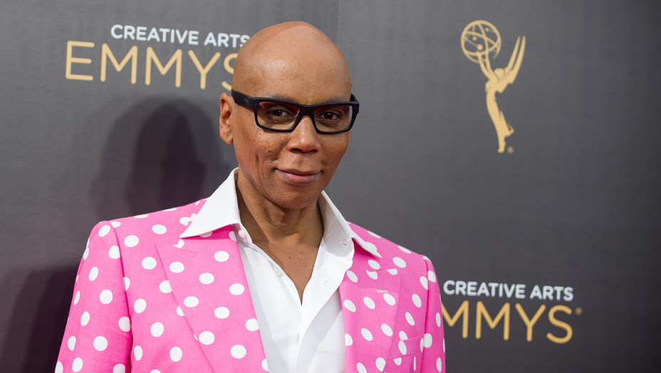 RuPaul Creative Arts Emmys - H Getty 2016