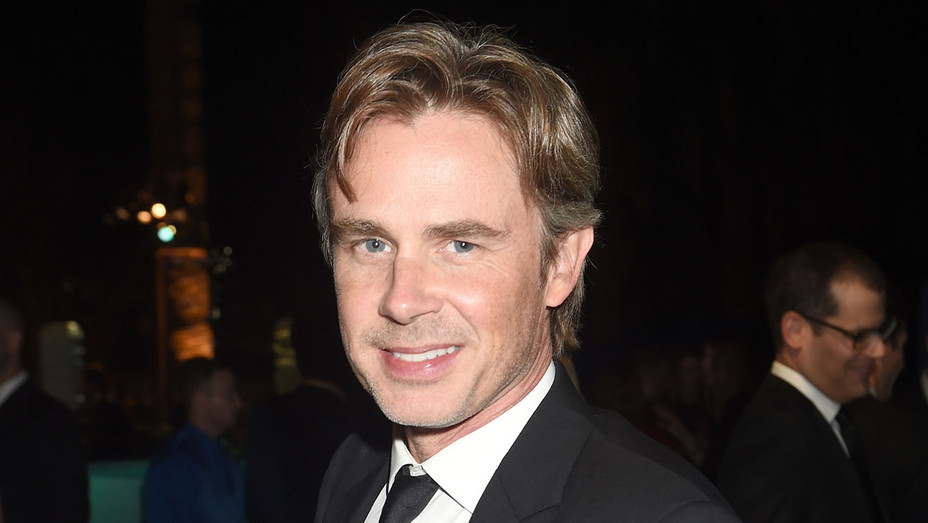 Sam Trammell - HBO After Emmy Party - Getty - H - 2016
