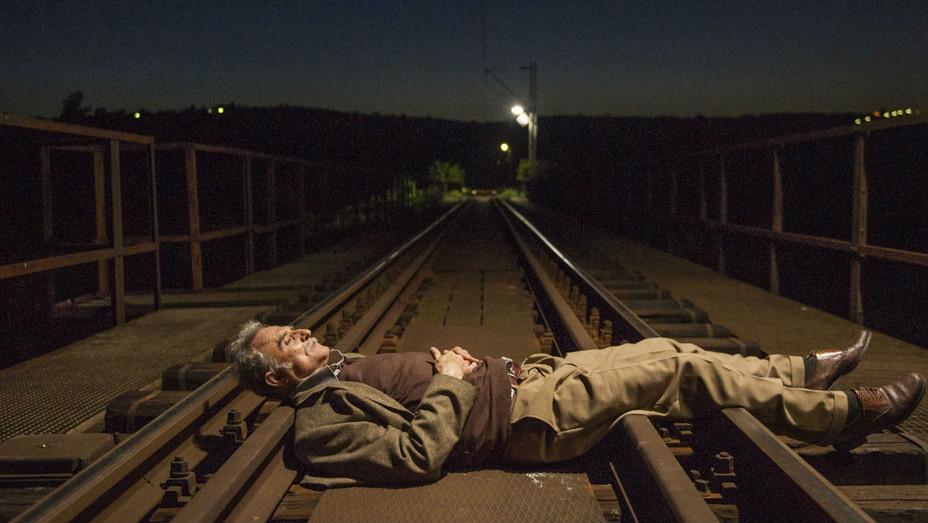 'Train Driver's Diary' film still - H 2016