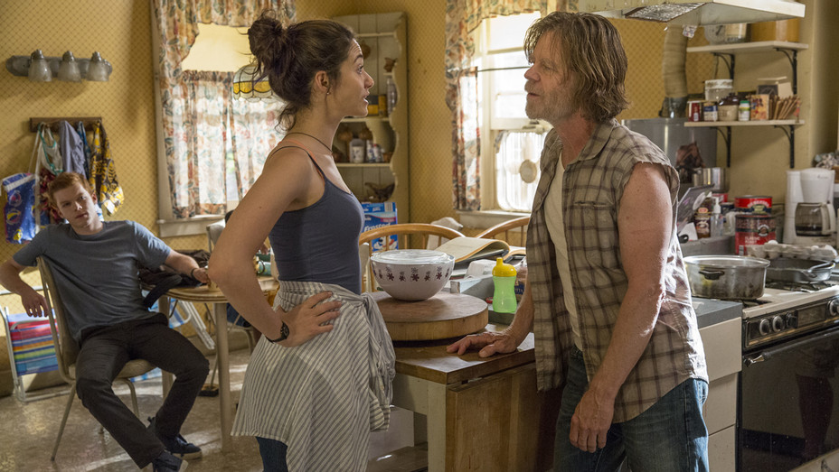William H. Macy and Emmy Rossum — Shameless — Showtime Embed 2016