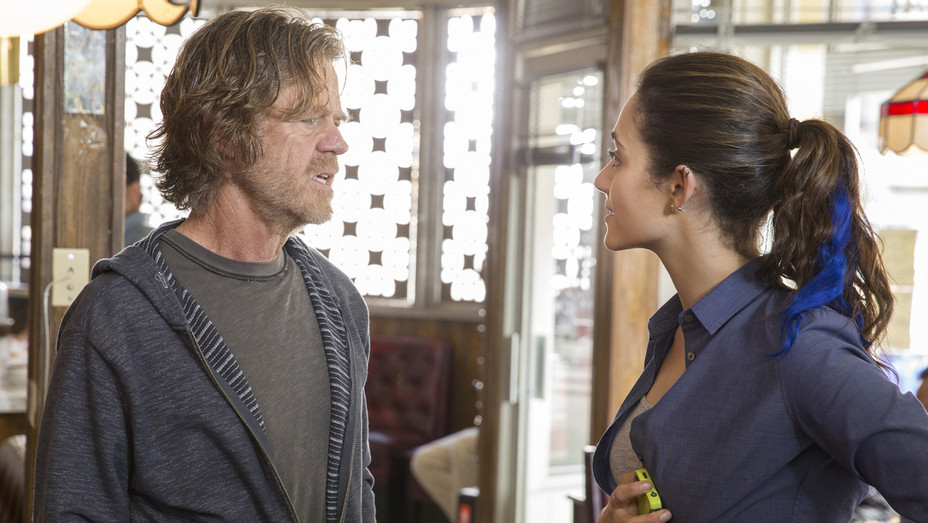 Emmy Rossum and William H. Macy — Shameless — Showtime Embed 2016