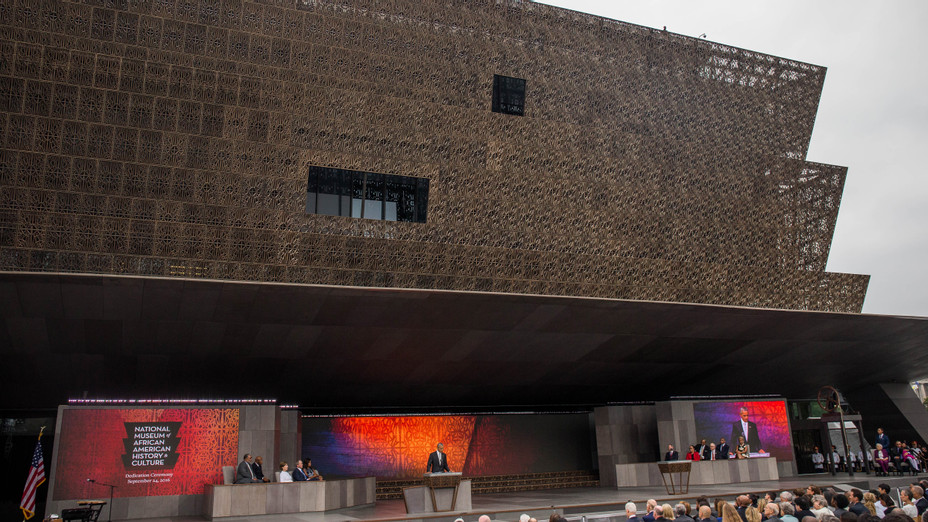 Smithsonian National Museum of African American History and Culture - Getty - H