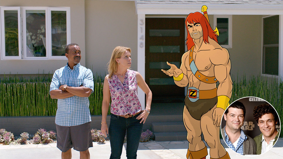 Son of Zorn - Chris Miller and Phil Lord  Inset -Publicity and Getty -H 2016