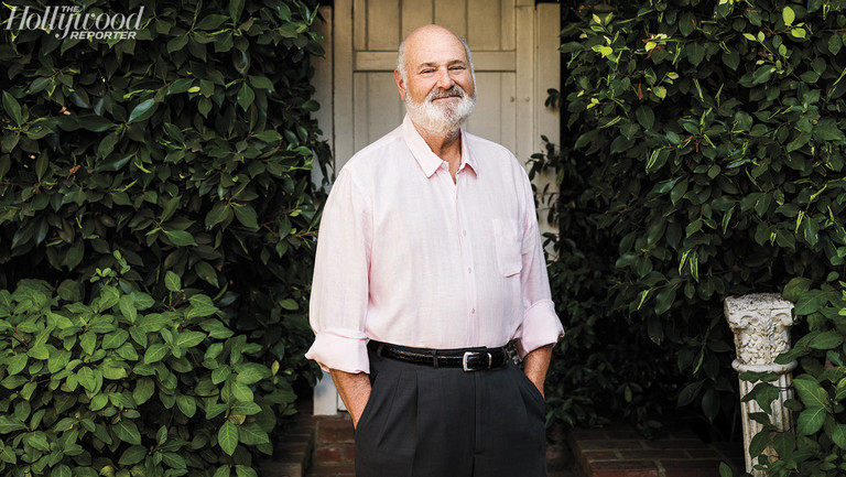 Rob Reiner on Trump, Rebelling Against Father Carl and Why He Won't Go Into Film Remakes