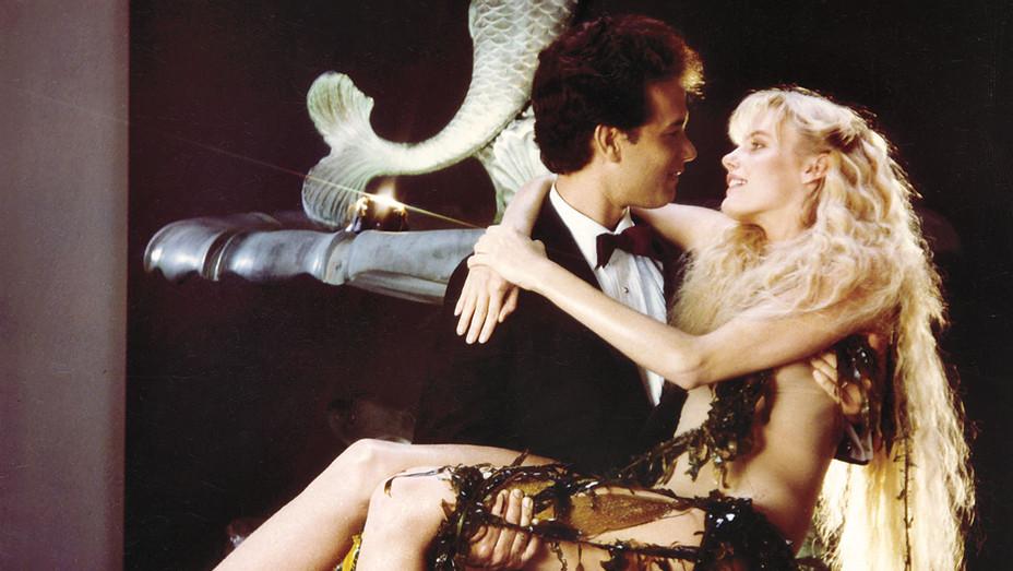 SPLASH - 1984 -Hollywood Flashback -Tom Hanks -Daryl Hannah - photofest - H 2016
