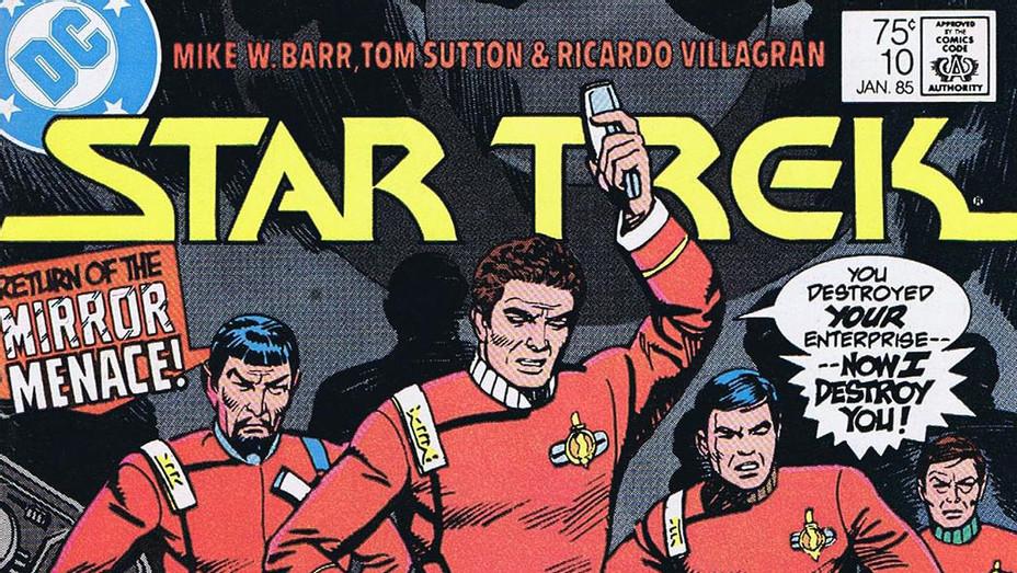 Star Trek Comic - DC Entertainment - Publicity - P 2016