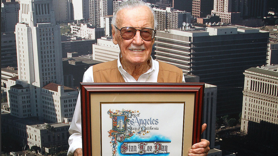 Stan Lee - Stan Lee Day - Getty - H - 2016