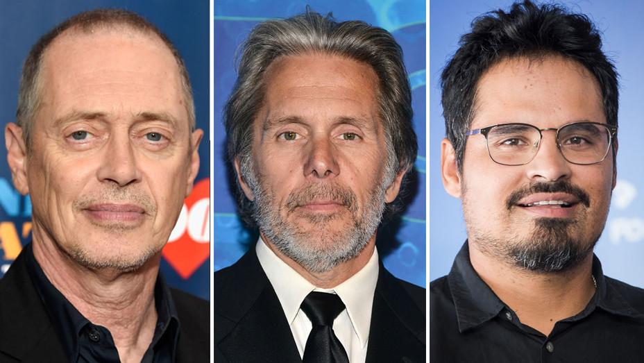 Steve Buscemi Gary Cole and Michael Pena - Split - H - 2016