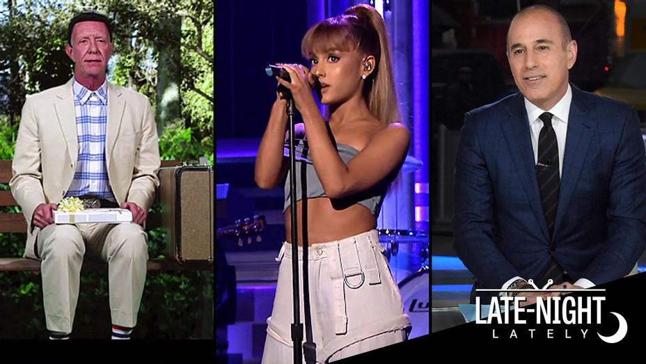 Sullykimmel - Ariana - Matt Lauer Split - Screen Shot - Publicity- H 2016