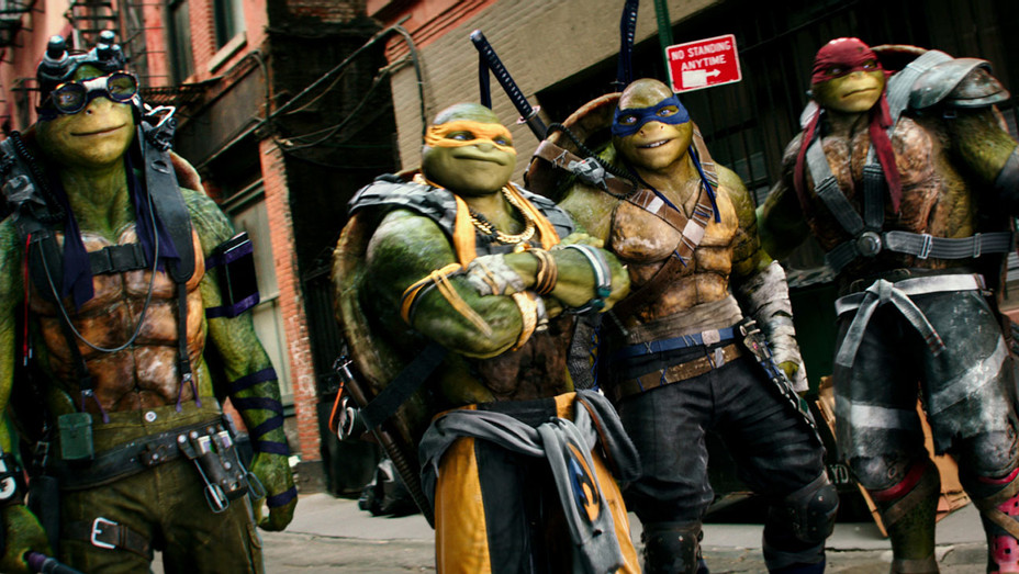 Teenage Mutant Ninja Turtles- Out of the Shadows - Still - H - 2016
