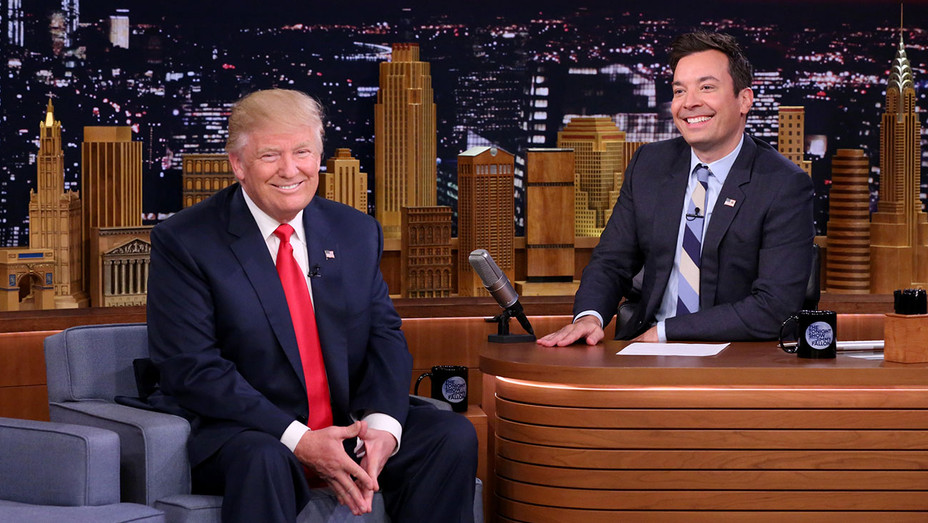 THE TONIGHT SHOW STARRING JIMMY FALLON Trump 2 - Publicity - H 2016