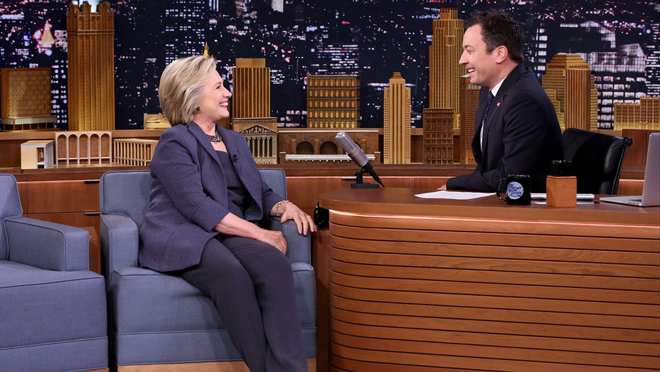 The Tonight Show with Jimmy Fallon - Hillary Clinton - H - 2016