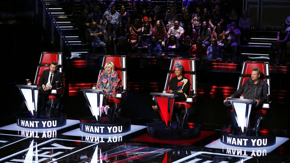 The Voice Season 11 - Blind Auditions 3 - Publicity - H 2016