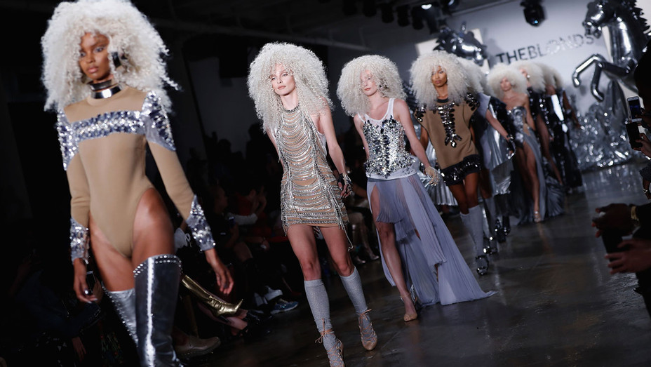 The Blonds SS17 - Getty - H 2016