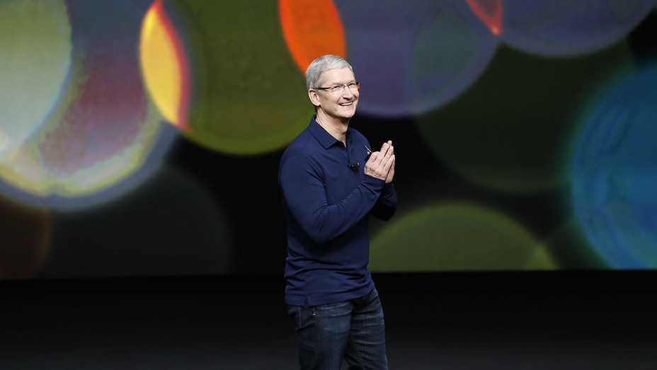 Tim Cook - Apple iPhone 7 Launch - H - 2016