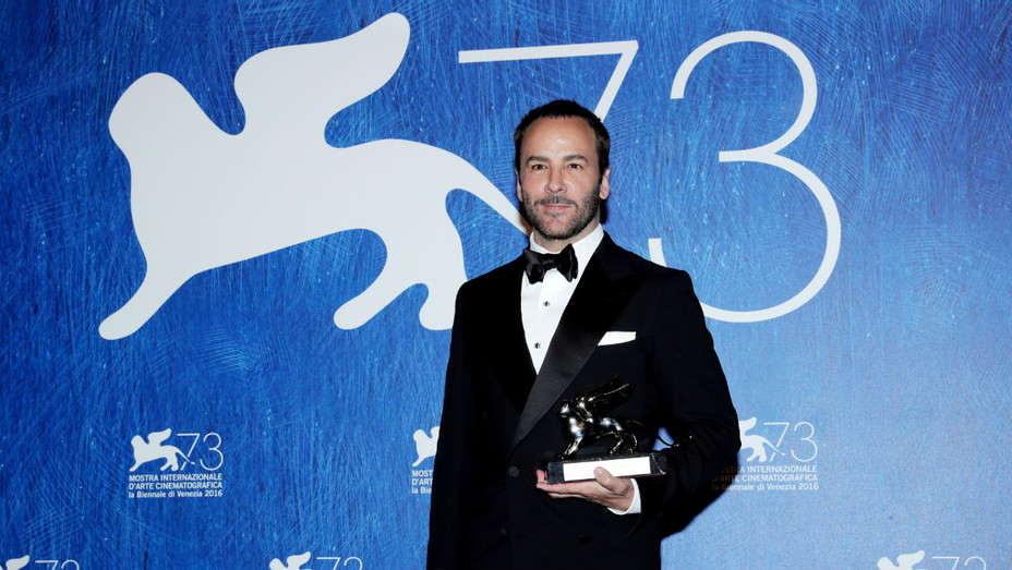 Tom Ford Venice Film Festival Awards - H 2016