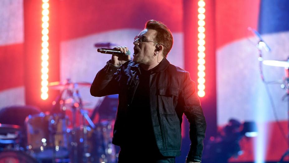 U2 Bono iHeartRadio Festival - H 2016