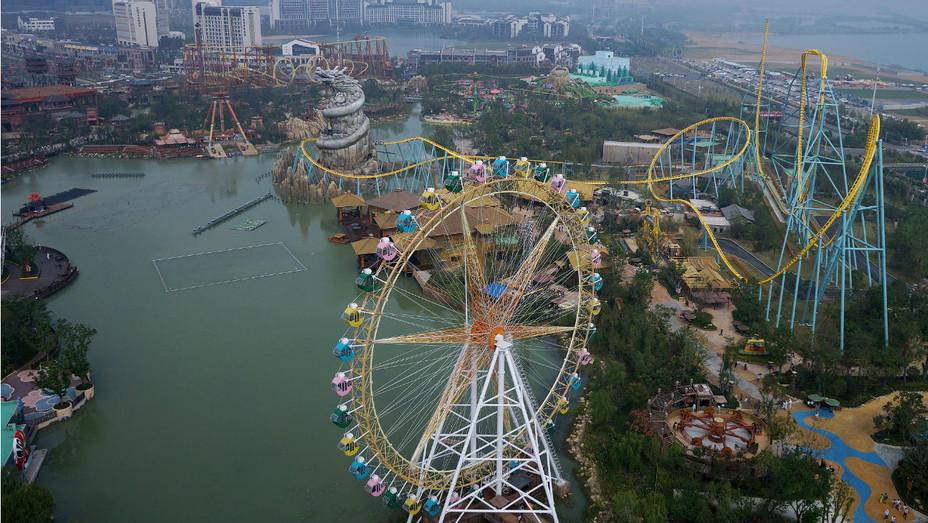 Hefei Wanda theme park - Getty H 2016