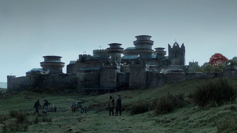 Winterfell Castle 'Game of Thrones' - H 2016