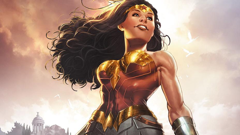 Wonder Woman Rebirth Promo - DC Entertainment - H 2016