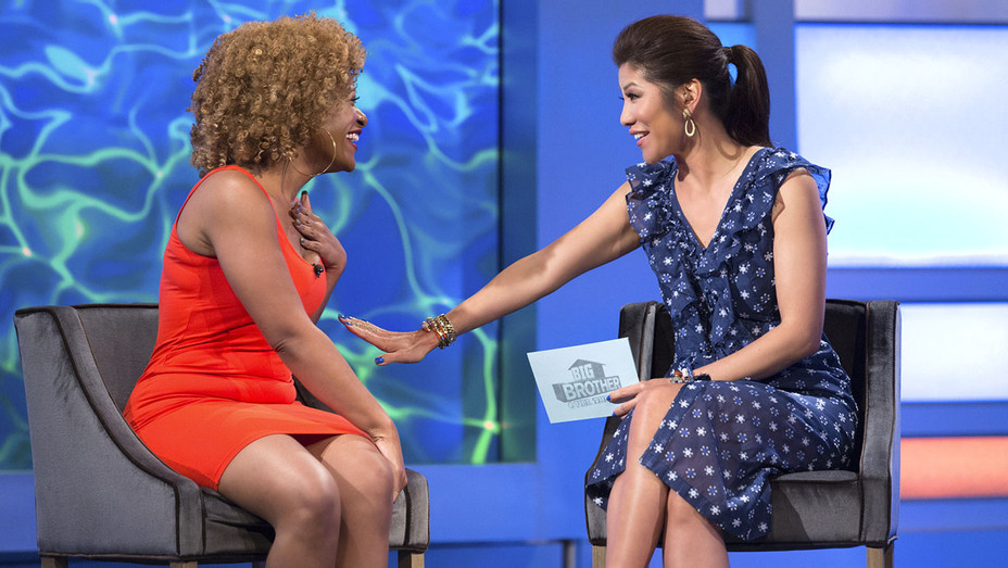 BIG BROTHER: OVER THE TOP- Julie Chen and Neeley Jackson -Publicity- H 2016