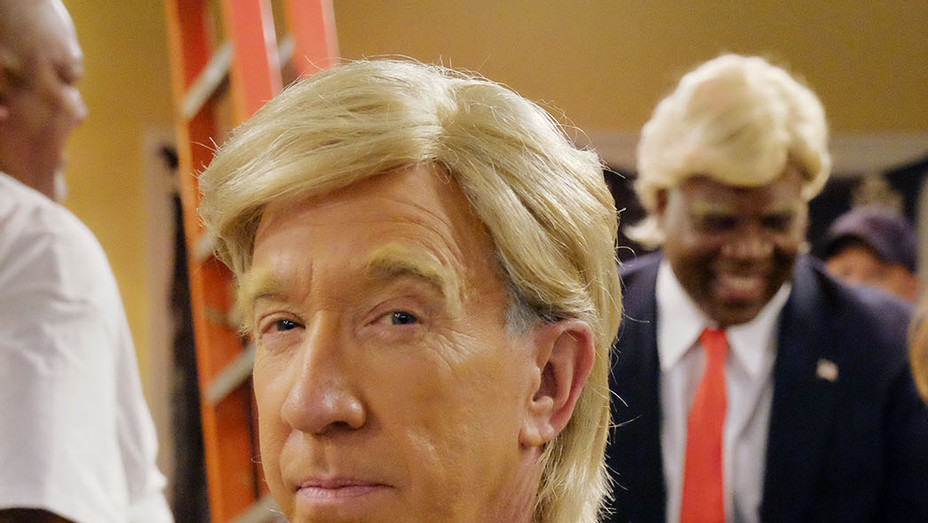 Tim Allen as Donald Trump -LAST MAN STANDING - Trick or Treat -Publicity - P 2016