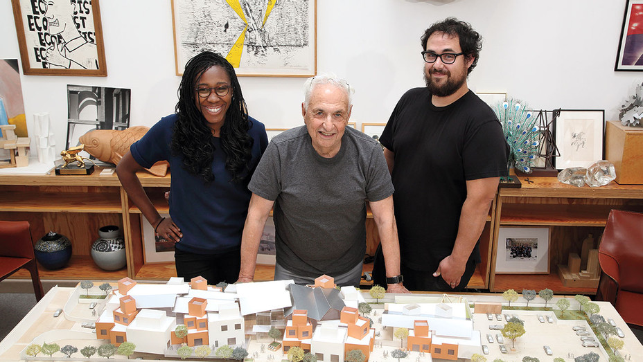 How Frank Gehry Is Giving Back to Watts -Publicity- H 2016