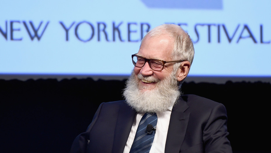 David Letterman at the New Yorker Fest - H Getty 2016