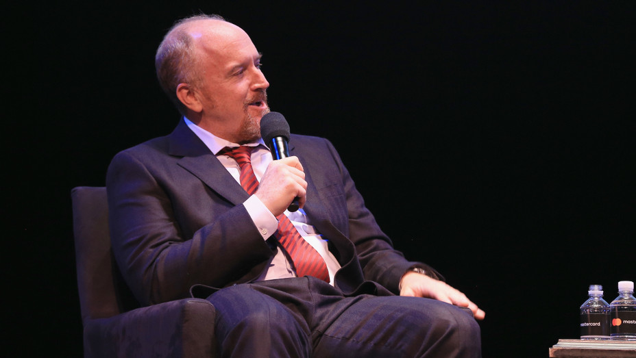 Louis CK at the New Yorker Festival - H Getty 2016