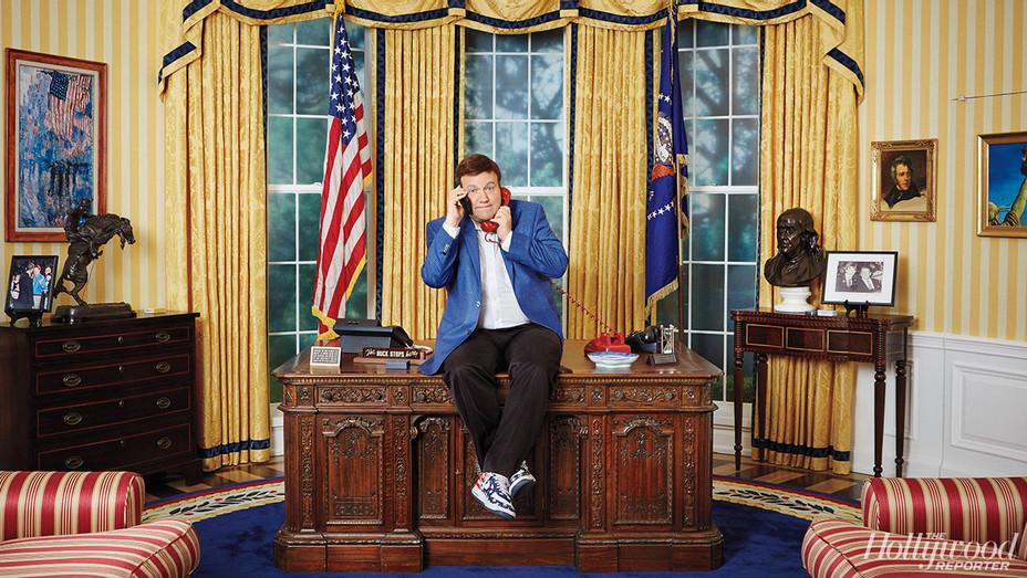 Luntz's Oval Office