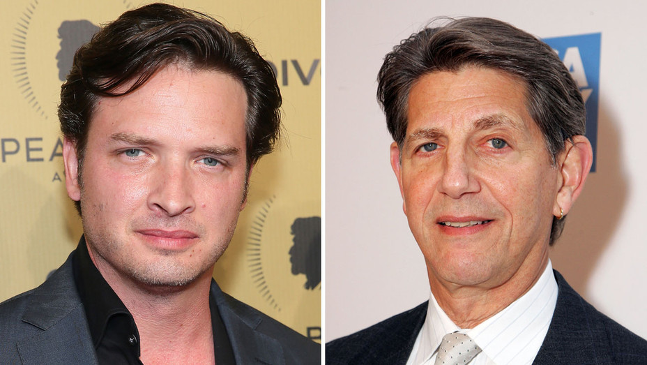 Aden Young and Peter Coyote - Split - H - 2016