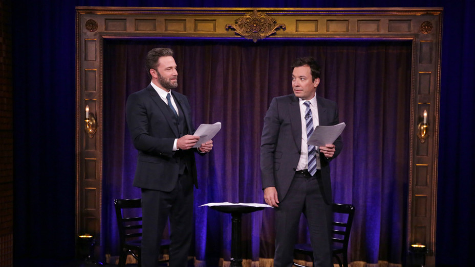 Ben Affleck on Tonight Show - Publicity - H 2016