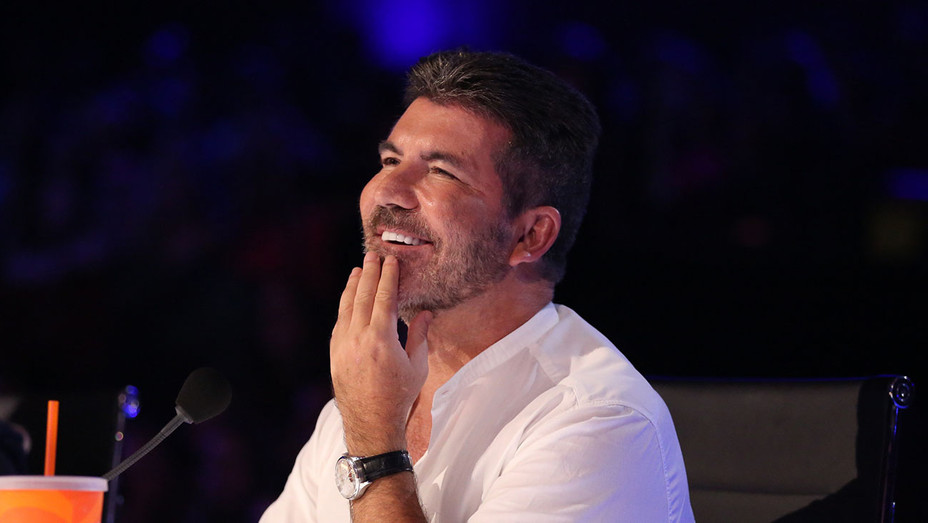 America's Got Talent Simon Cowell - Publicity - H 2016
