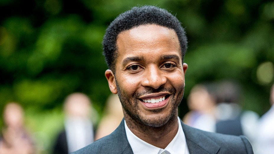 Andre Holland - Public Theater Gala - Getty - H - 2016