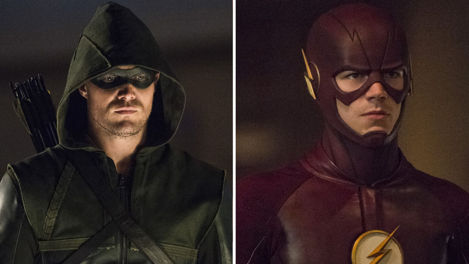 Arrow - The Flash - Split - H - 2016