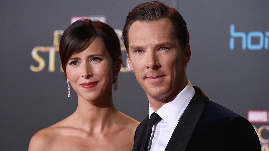 Benedict Cumberbatch and Sophie Hunter - H - 2016