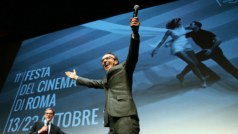 Roberto Benigni - Getty H 2016