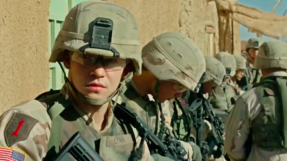 Billy Lynn's Long Halftime Walk Trailer 2 Still - H 2016