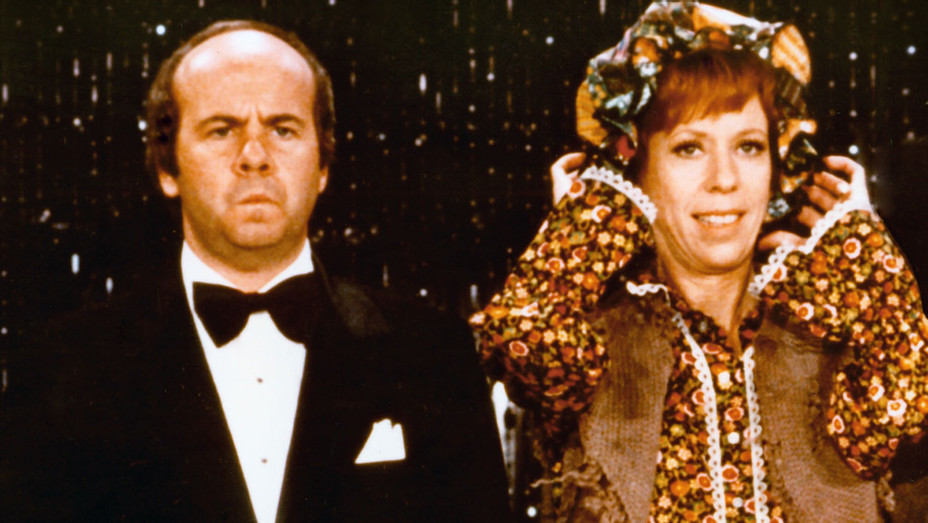 The Carol Burnett Show (CBS) - Tim Conway and Carol Burnett - Photofest - H 2016
