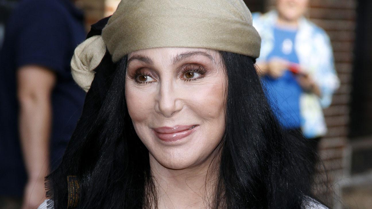Cher - Getty - H 2016